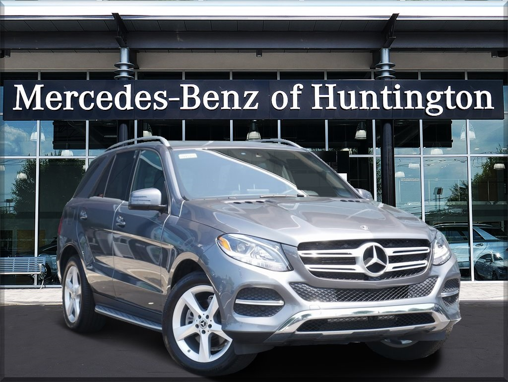 Certified Pre-Owned 2018 Mercedes-Benz GLE 350 AWD 4MATIC®
