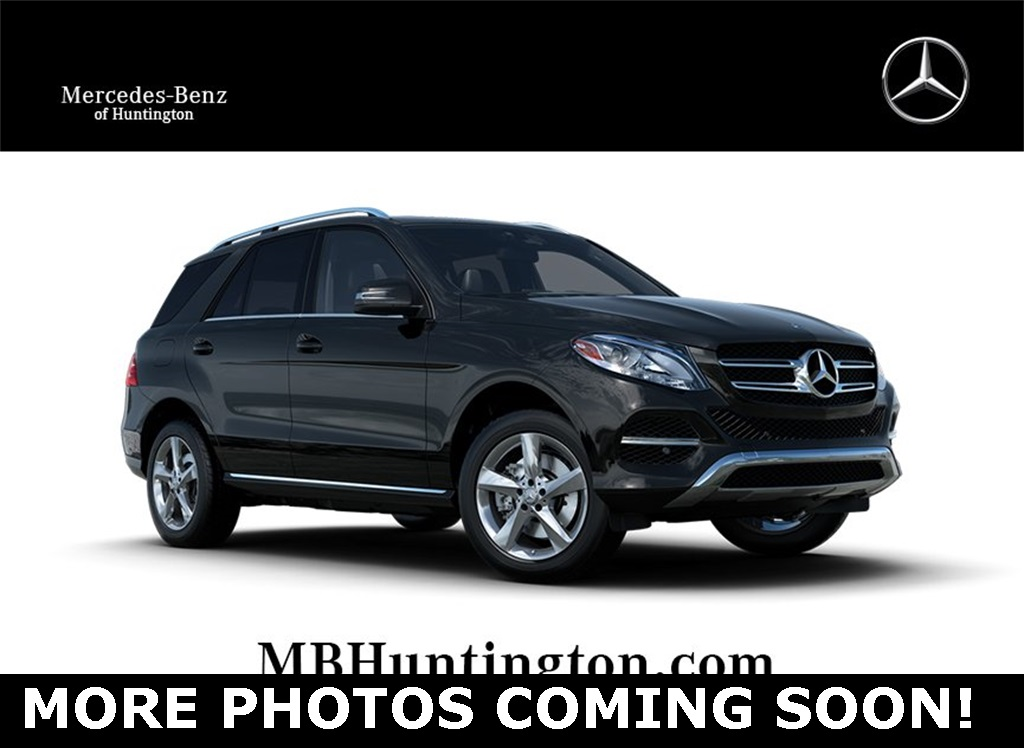 Pre-Owned 2017 Mercedes-Benz GLE GLE 350