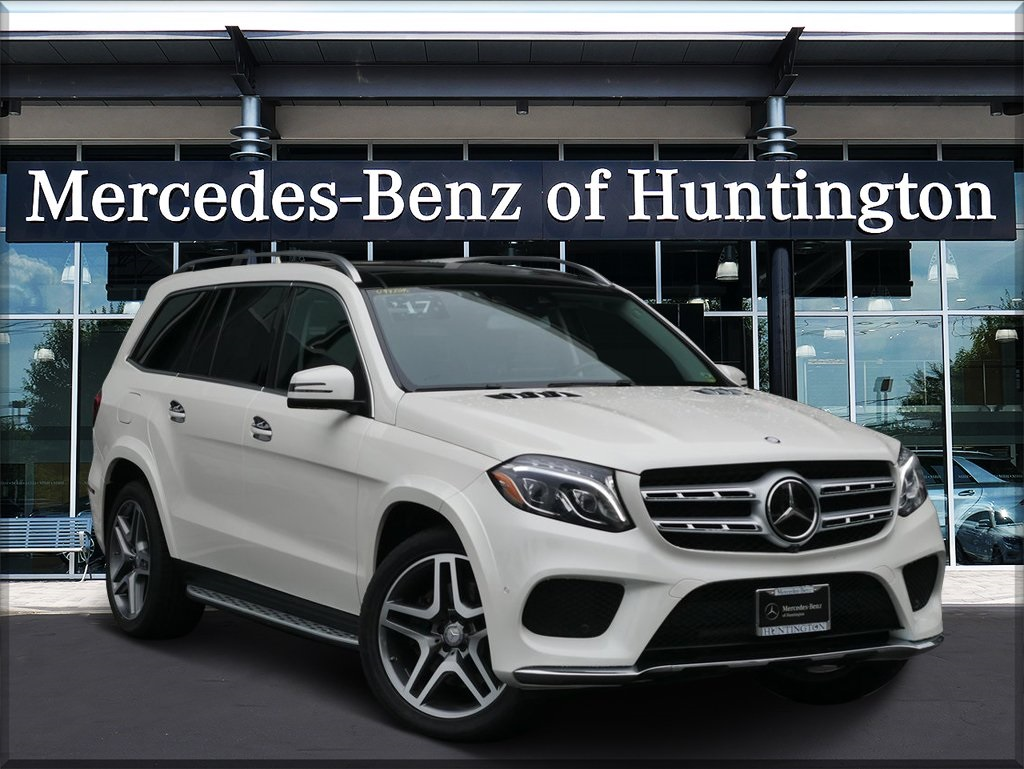 Certified Pre-Owned 2017 Mercedes-Benz GLS 550 AWD 4MATIC®