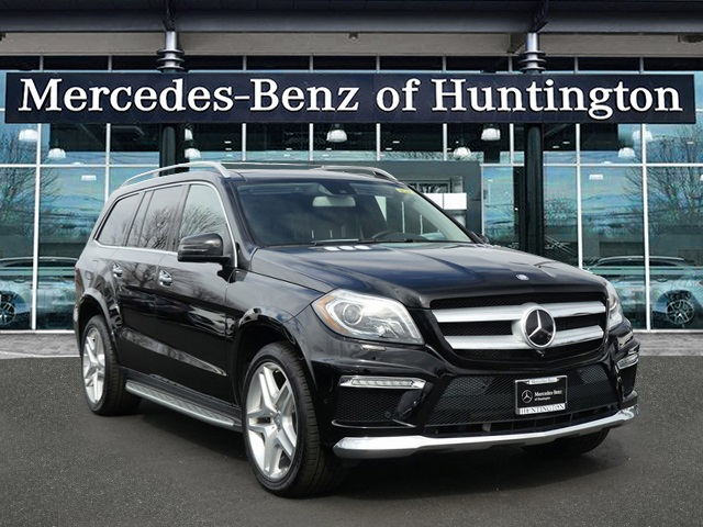 Certified Pre-Owned 2016 Mercedes-Benz GL-Class GL 550
