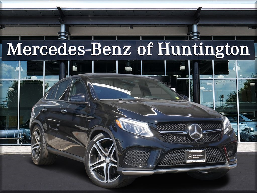 Certified Pre-Owned 2016 Mercedes-Benz GLE 450 AWD 4MATIC®