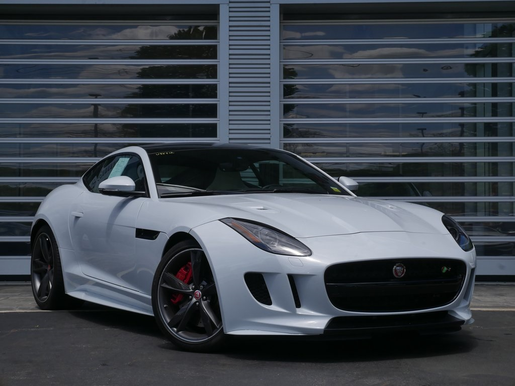 Pre-Owned 2016 Jaguar F-TYPE R