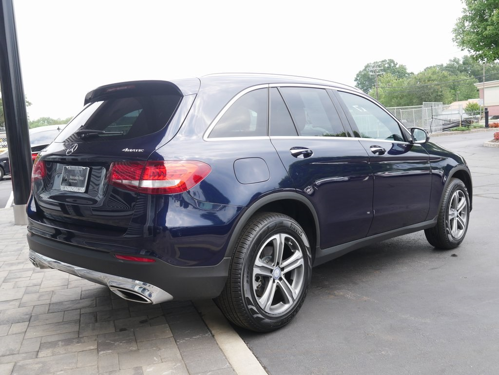 Certified Pre-Owned 2017 Mercedes-Benz GLC GLC 300