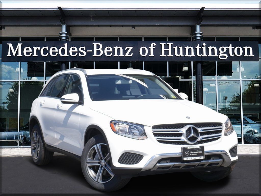 Certified Pre-Owned 2016 Mercedes-Benz GLC 300 AWD 4MATIC®