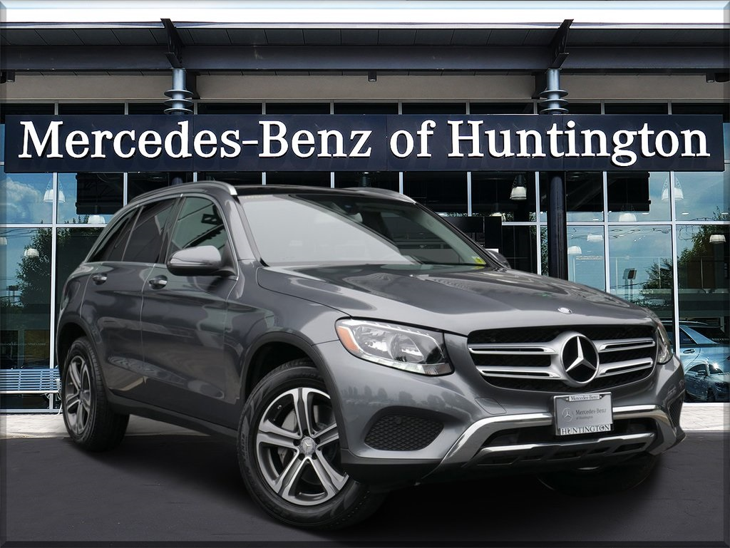 Certified Pre-Owned 2016 Mercedes-Benz GLC GLC 300 SUV in Huntington ...