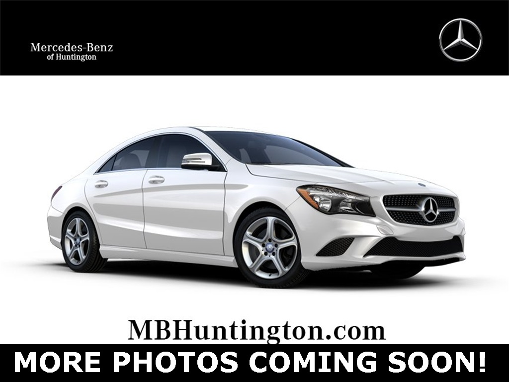 Certified Pre Owned 2016 Mercedes Benz Cla 250 Coupe In