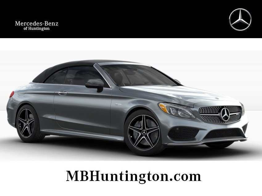 New 2019 Mercedes-Benz C 43 AMG® AWD 4MATIC®