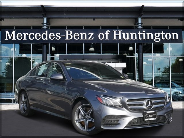 Pre-Owned 2018 Mercedes-Benz E 300 AWD 4MATIC®