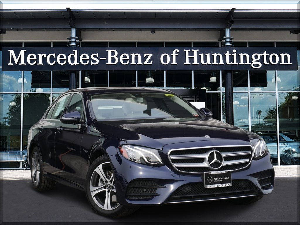 Pre-Owned 2019 Mercedes-Benz E 300 AWD 4MATIC®