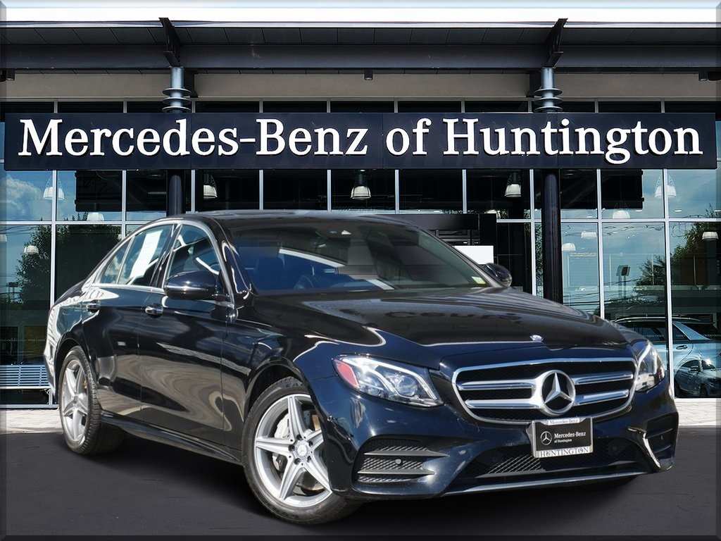 Certified Pre-Owned 2017 Mercedes-Benz E 300 AWD 4MATIC®
