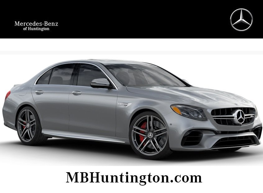 New 2019 Mercedes Benz E Class E 63 S Amg Sedan In Huntington