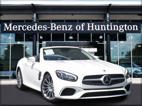 Certified Pre-Owned 2018 Mercedes-Benz SL-Class SL 450