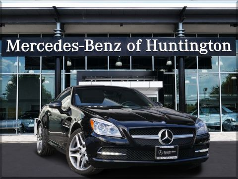 Certified Pre-Owned 2016 Mercedes-Benz SLK SLK 300